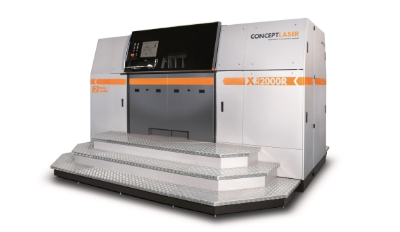 Concept Laser X_line_2000R