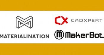 Materialination CadXpert MakerBot