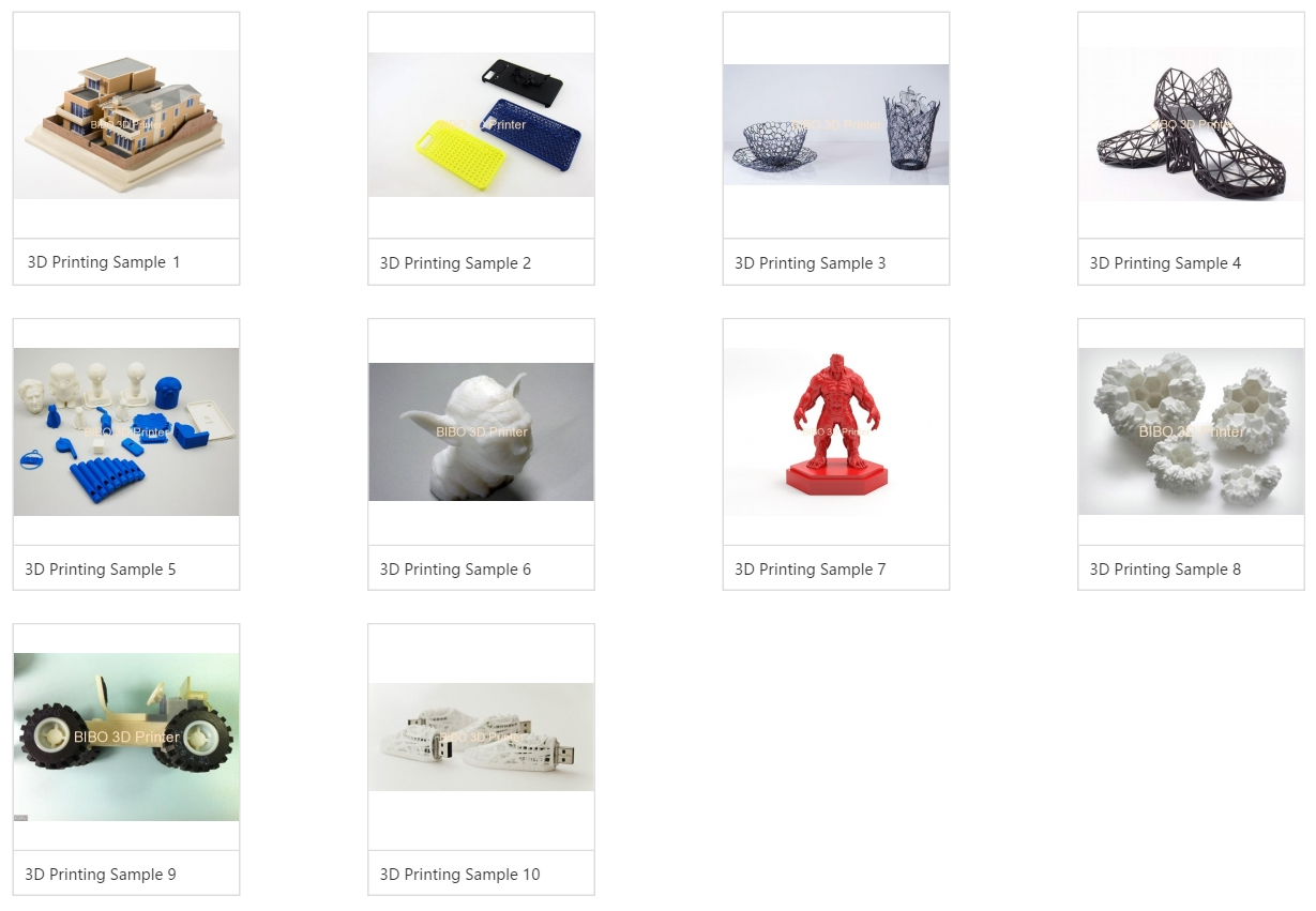 BIBO 3D Printer 01