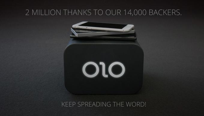 OLO Kickstarter