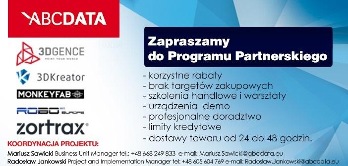 Program partnerski 3D