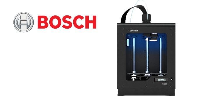 Zortrax Bosch