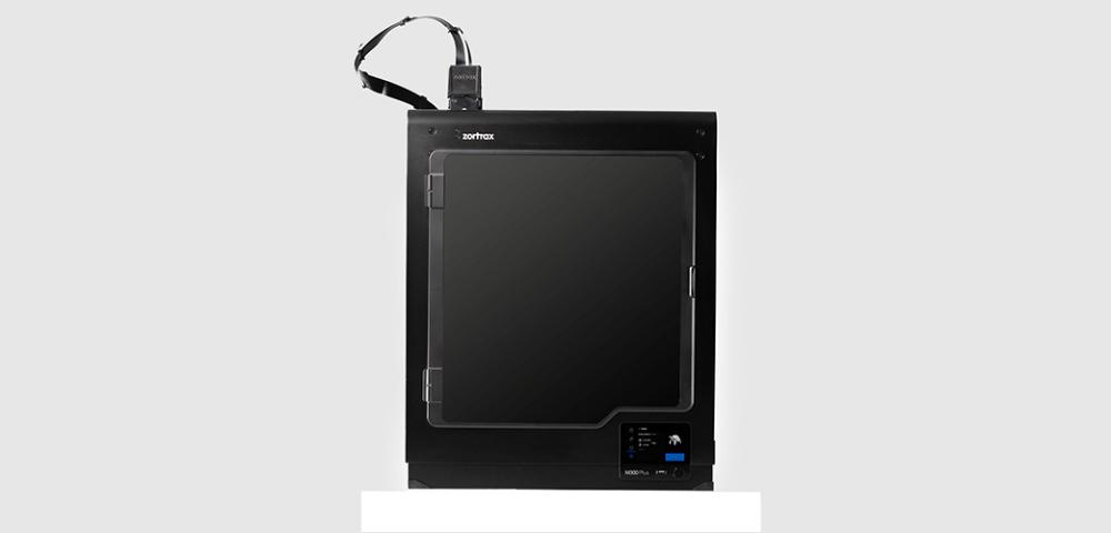 Zortrax M300 Plus - drukarki 3D dla szkół