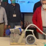 Covid19 respirator