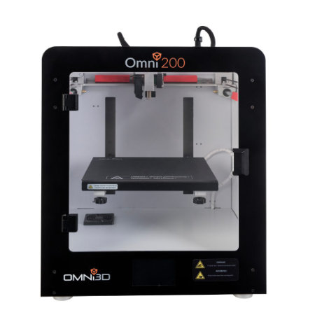 Omni200 drukarki 3D dla szkół