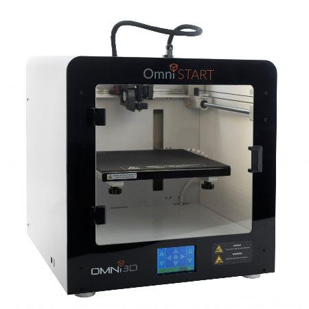 OmniSTART - drukarki 3D dla szkół