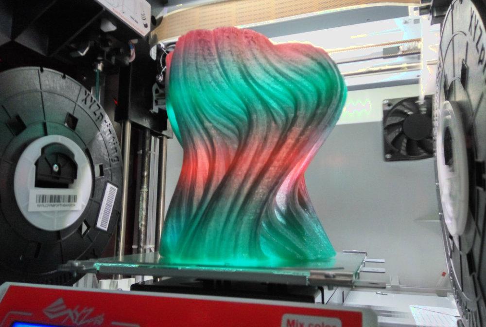 Druk 3D w kolorze